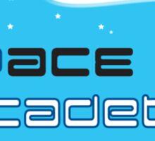 Space Cadet Sticker