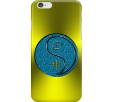 Cancer & Monkey Yang Water iPhone Case/Skin