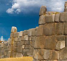 Sacsayhuaman, cuzco, peru by juan jose Gabaldon