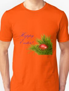 Red Easter Egg - Happy Easter T-Shirt