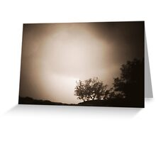 untitled~3 Greeting Card