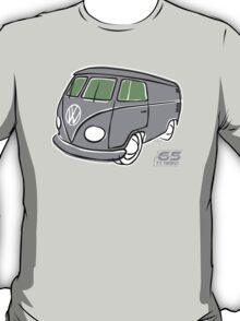 VW Type 2 van grey T-Shirt