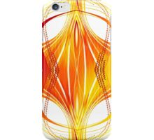 Fire Waves Expanding iPhone Case/Skin