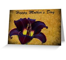 Mother's Day Lily Greeting Card