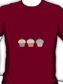 Triple Cupcakes T-Shirt