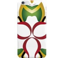 Oriental Flowers and Fruit iPhone Case/Skin