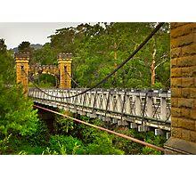 Historic Hampden Bridge Photographic Print