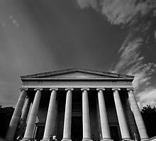 National Gallery of Art, Washington DC by Frank Alvaro