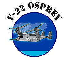 Bell Boeing V-22 Osprey Photographic Print