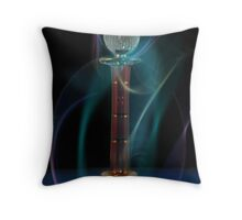 Apothecary 7 Throw Pillow