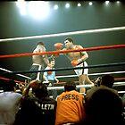 Glancing Blow. Thrilla in Manila. by cjkuntze