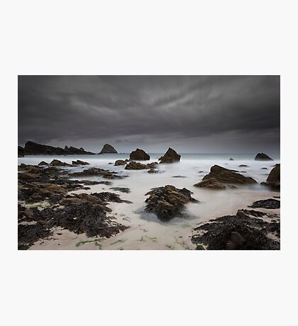 storm approaching, balnakeil Photographic Print