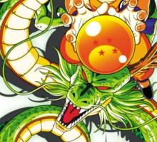 Guko and Dragon Ball  Sticker