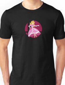 Smash Bros: Princess Peach Unisex T-Shirt