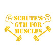 Schrute's Gym For Muscles by Johnsons