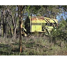 Old Timers Outback Australia Photographic Print