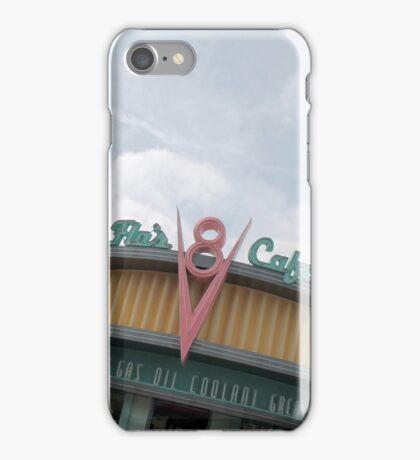 Flo's V8 Cafe iPhone Case/Skin