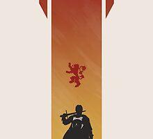 The Kingslayer, Jaime Lannister by FontaGra1