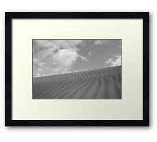 """""""The Narrow Way"""" Framed Print"""