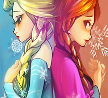 Disney-Frozen by OwnedByGemini