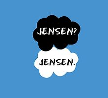 Jensen Ackles - TFIOS by Susanna Olmi