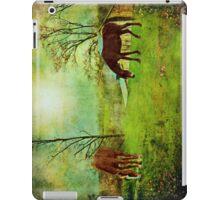 Morning on the Farm iPad Case/Skin