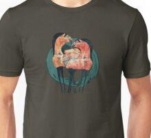 Two Horses Art Unisex T-Shirt