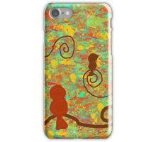 Birds on Branches iPhone Case/Skin
