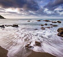 Angel Seawash by Ken Wright