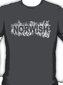 Norwish Ornate Design (white) T-Shirt