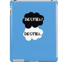 Destiel - TFIOS iPad Case/Skin