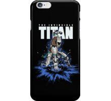 The Invincible Titan iPhone Case/Skin