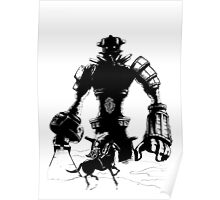 shadow of colossus Poster