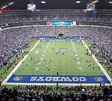 Dallas Cowboys Thanksgiving 2008 by Rick Stapp