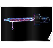 Cosmic Drip Poster
