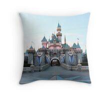 The castle 2 Throw Pillow