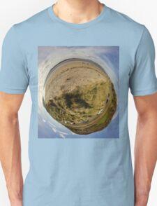 Lisfannon Beach, Fahan, County Donegal, Sky Out T-Shirt