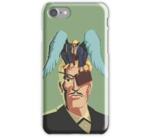 The Unexpected Attorney of Ignorance iPhone Case/Skin