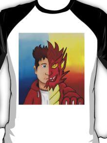 Monser Of Man T-Shirt