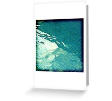 Poolcheck Greeting Card