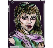 grunge and grimey iPad Case/Skin