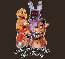 FIVE NIGHTS AT FREDDY'S 2- Withered away Unisex T-Shirt