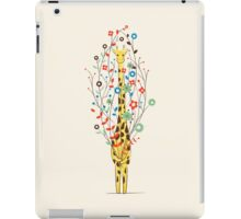 I Brought You These Flowers iPad Case/Skin