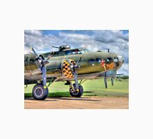 Sally B - A Flying Legend - HDR Unisex T-Shirt