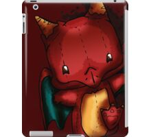 Kawaii - Baby Dragon Plush iPad Case/Skin
