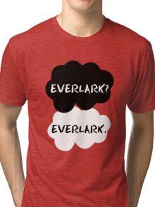 Everlark - TFIOS Tri-blend T-Shirt