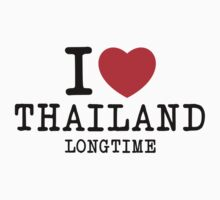 I love Thailand 1 by Mungo