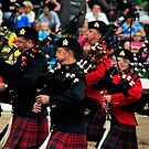 Ottawa Police Service Pipe Band by Yannik Hay