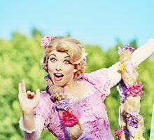 Rapunzel  by alyssanicolev