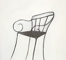 Chair - Paris by ChristineBetts